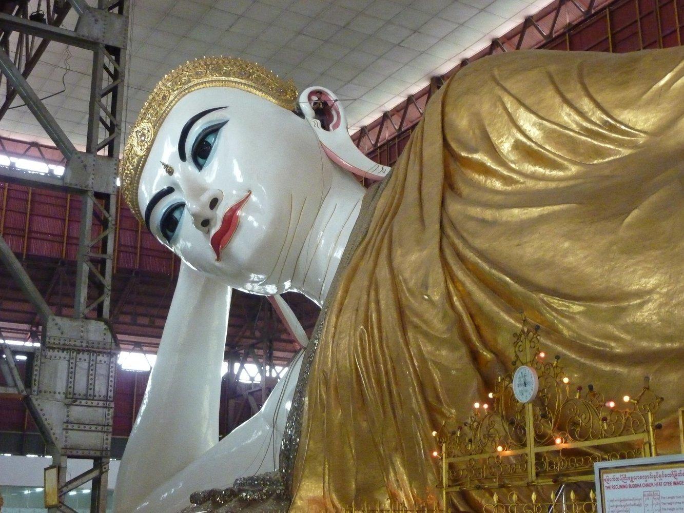 Explore the Mystery of Yangon - Tour