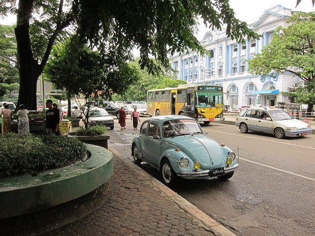Yangon Day Tours - Collection