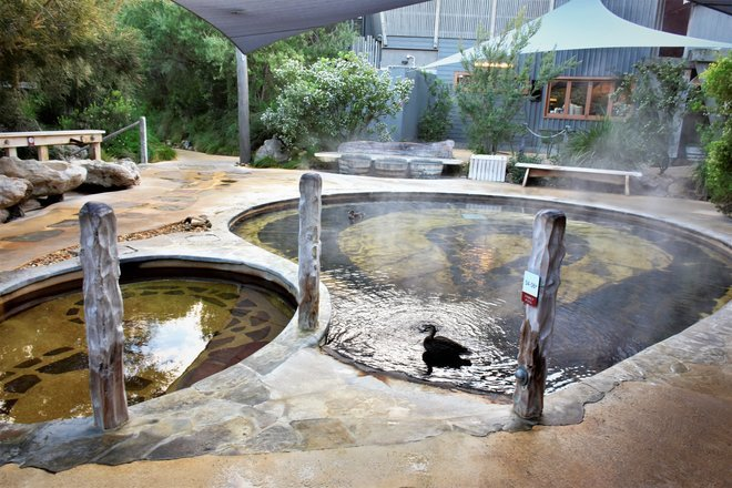 Peninsula Hot Springs, Mornington, Melbourne, Australia