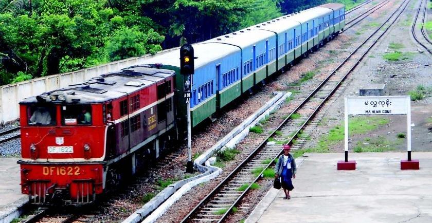 Yangon Circular Train City Tour - Tour