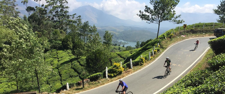 Taste of Kerala Bike Tour - GBP - Tour
