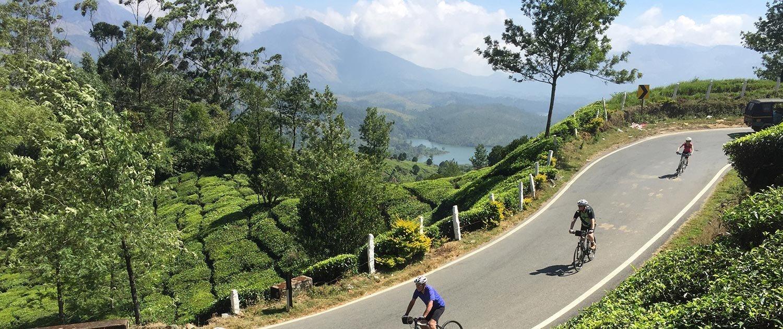 Taste of Kerala Bike Tour - AUD - Tour