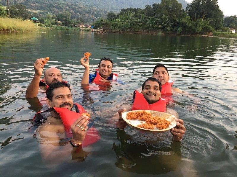 Private Atos Camping Trip - Tour