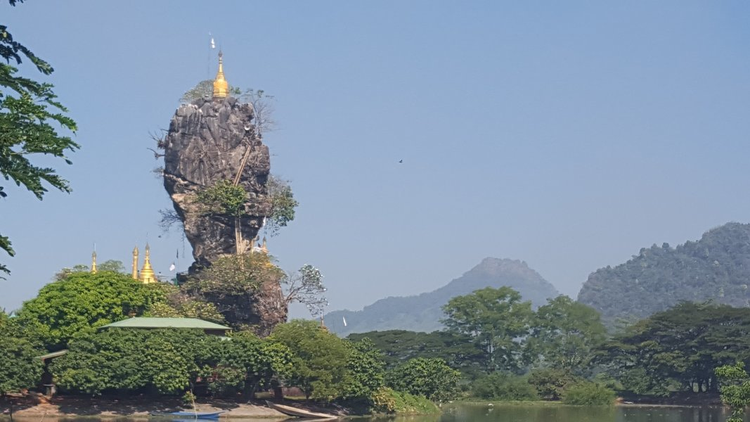 Hpa-An Halfday tour - Tour