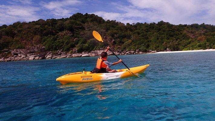 Kayaking, Kayin village walk and a cave - Tour