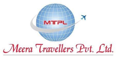 Meera Travellers Pvt Ltd Logo
