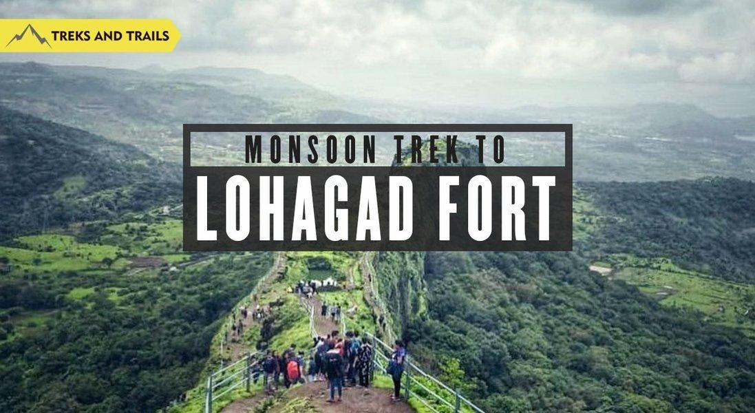 Lohagad Fort Trek - One Day Trek
