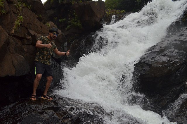 Ambolim waterfall trip - Tour