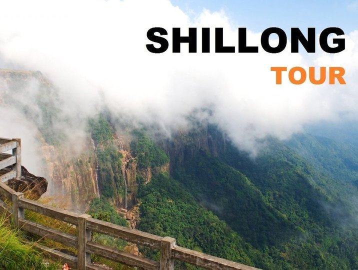 Guwahati and Shillong 3 nights 4 days Scenic Tour - Tour