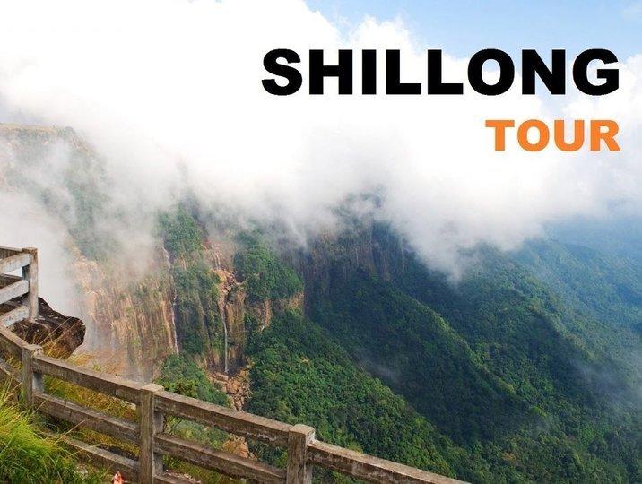 Guwahati and Shillong 3 nights 4 days Scenic Tour - Tour