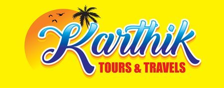 Karthik Tours & Travels Logo