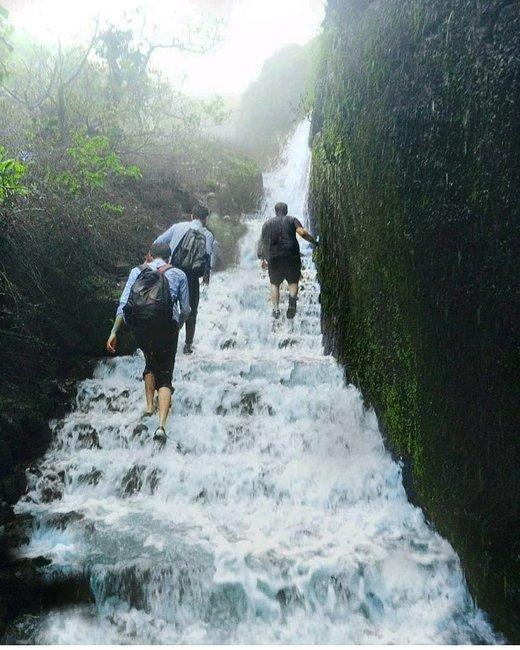 Visapur Fort Trek - Tour