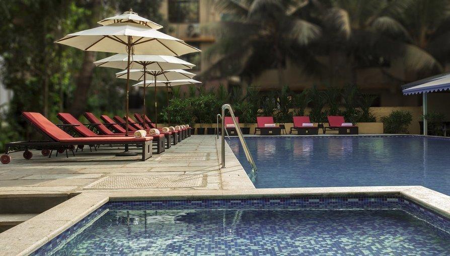 Silver Shell Resort, Hotel near Calangute beach ★★★★ ( PER COUPLE) - Tour