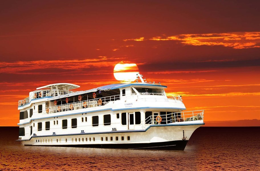 The Brahmaputra River Dinner Cruise with Return SIC Transfer - Tour