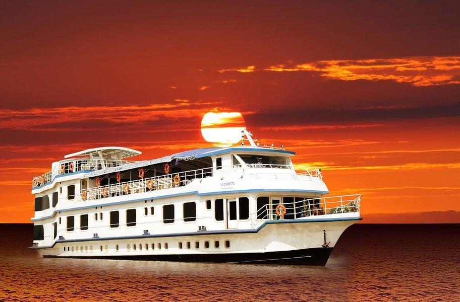 The Brahmaputra River Dinner Cruise with Return SIC Transfer - Tour