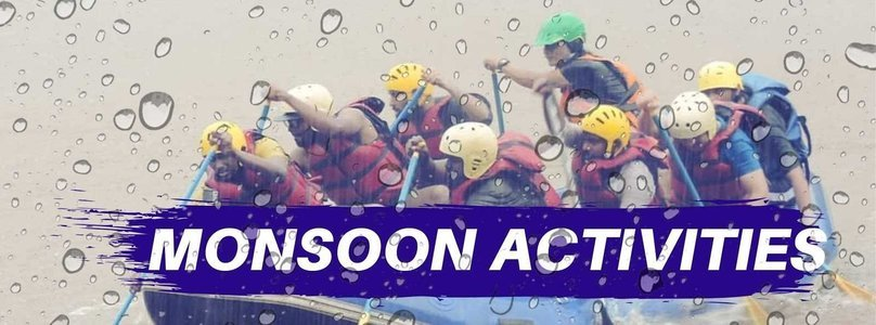Monsoon Activities - Collection