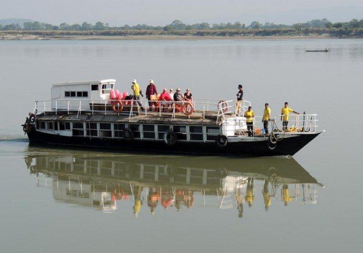 Sail and Drive Tour to Pobitora Wildlife Sanctuary with Holy Shrine Maa Kamakhya Temple - Tour