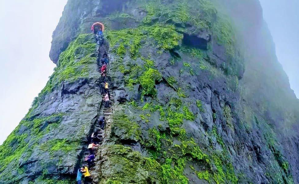 Thrilling trek to Harihar Fort - Tour
