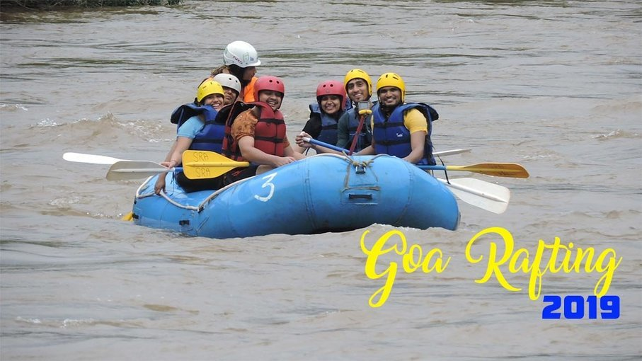 River Rafting in Goa - Tour