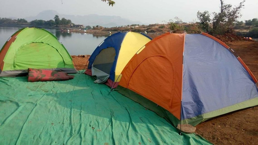 Bhandardara Imagine camping - Tour