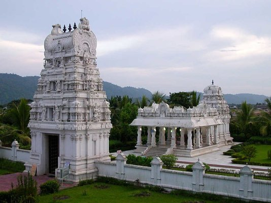 Guwahati City and Temple Tour with Return Airport Transfer in Private - Tour