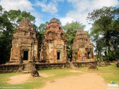 Cambodia - Awe - Inspiring Temples