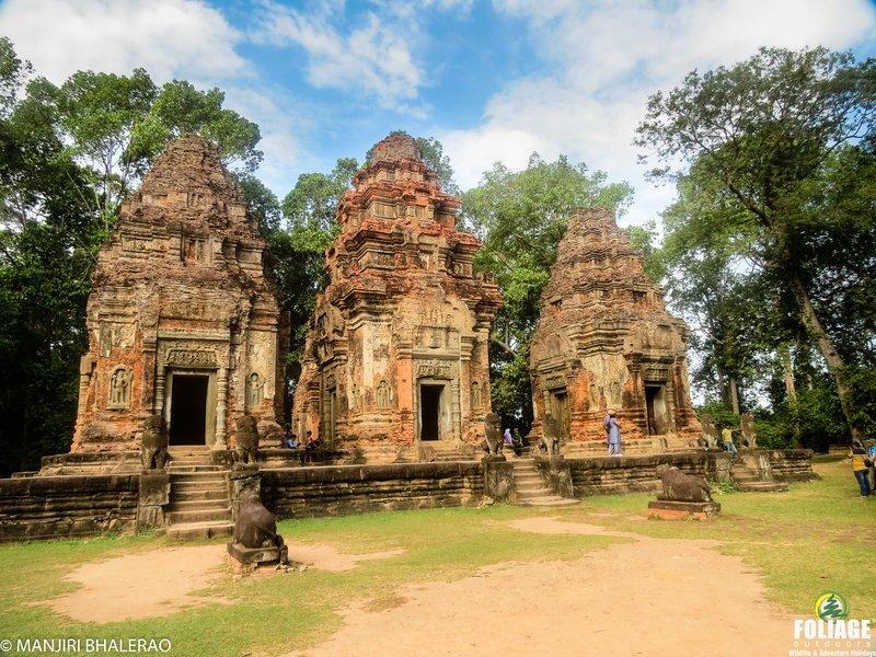 CAMBODIA - AWE-INSPIRING TEMPLES. - Tour