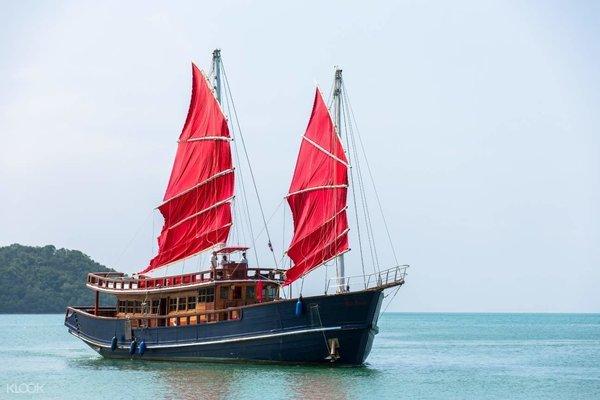 Red Baron Chinese Sailboat Tour from Koh Samui - Tour