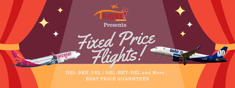 FIXED PRICE FLIGHT