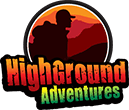 HighGround Adventures Nepal Logo