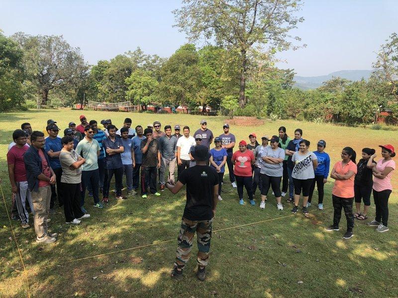 Team Outing at Kundalika - Tour