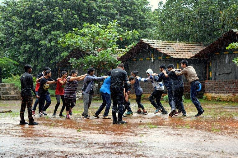 Kamshet Overnight Camping - Tour