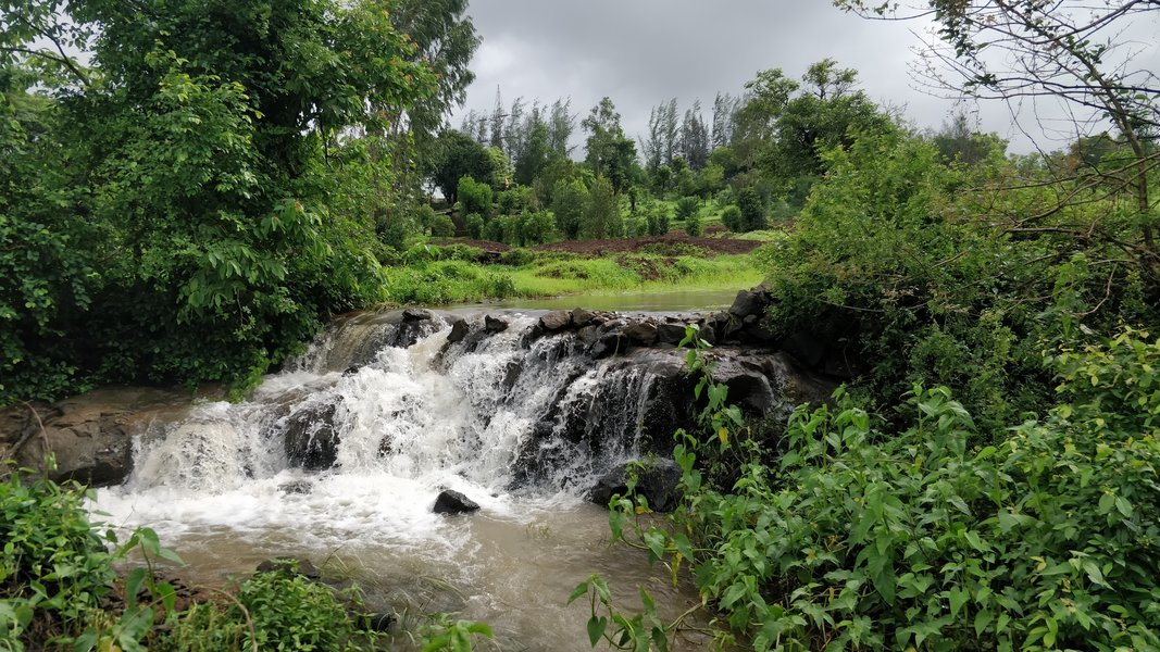 Waterfall Excursion at Ajeevali - Tour