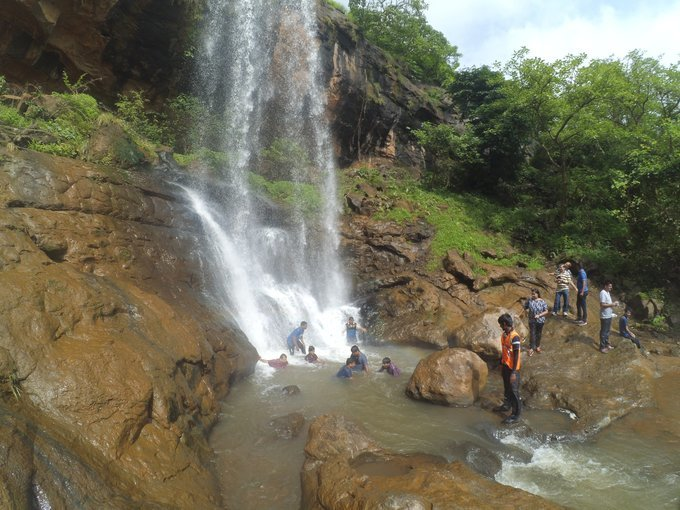 Waterfall Excursion at Kamshet - Tour