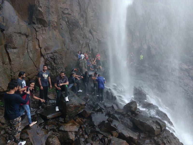 Waterfall Excursion at Madheghat - Tour