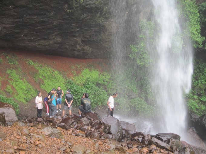 Waterfall Excursion at Tamhini - Tour