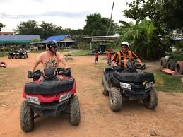 Hovercraft and ATV Pattaya - Tour