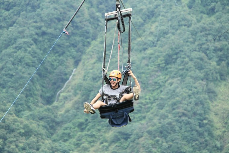 Zipflyer Nepal - The World's most Incredible Zipline - Tour