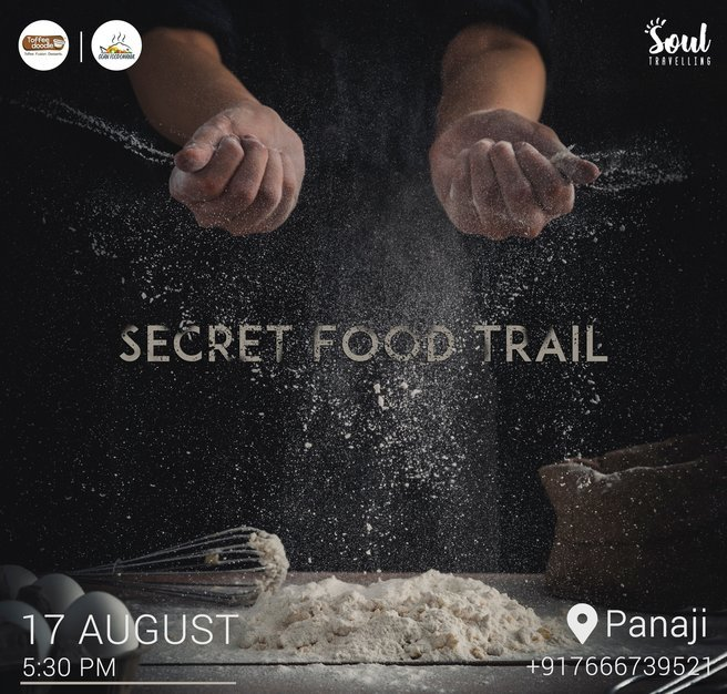 Secret Food Trail  - Panaji - Tour