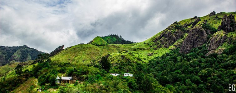 Top Station Trek - Munnar
