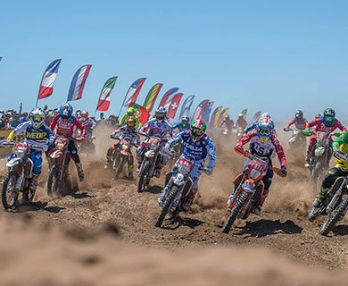 ISDE Portugal Endurista Tour - Tour