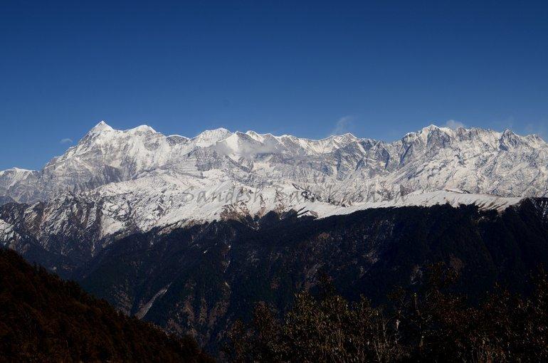 Brahmatal Trek Himalayas - Tour