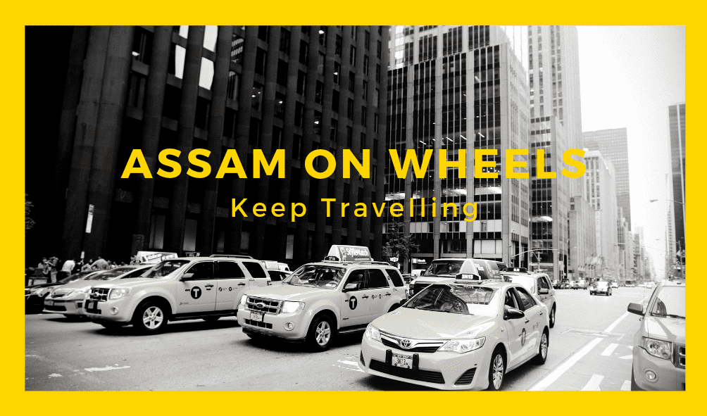 Taxi hire for outstation use on daily basis ex Guwahati - Tour