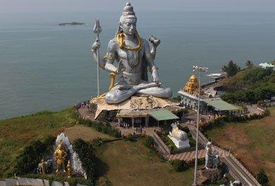 Murdeshwar, Gokarna, Palolem Beach - Tour