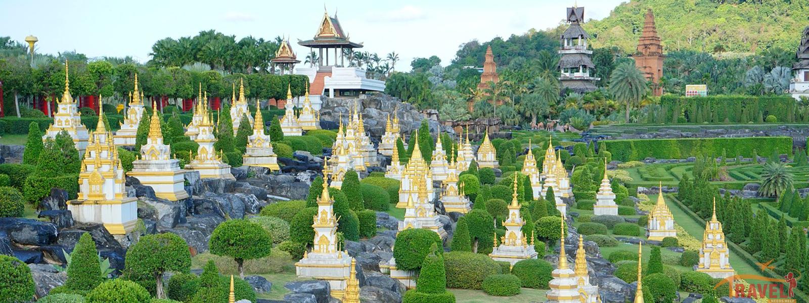 Nong Nooch Tropical Garden - Tour