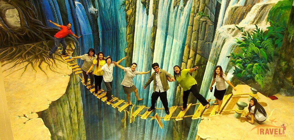 Art in Paradise museum in Pattaya - Tour