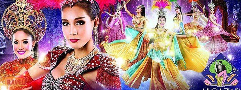 Alcazar cabaret show In Pattaya (Flash Sale) - Tour