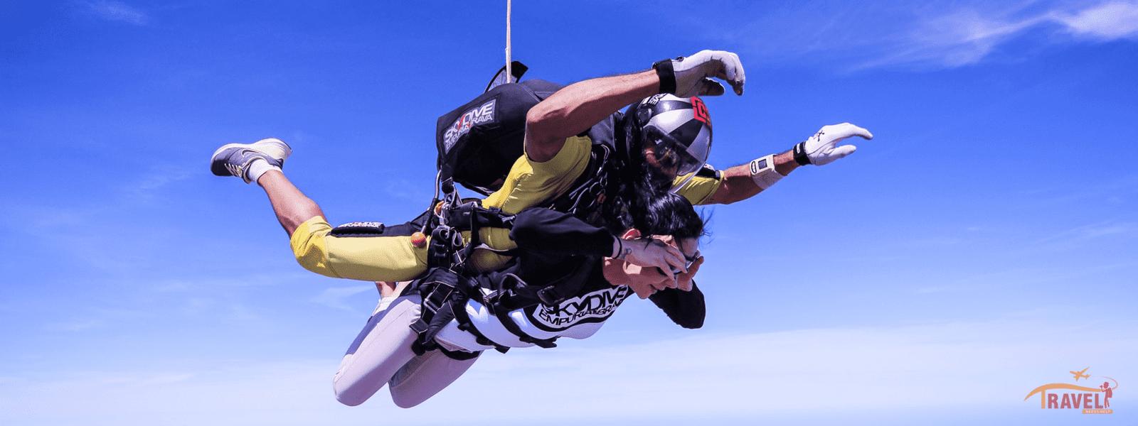 Skydiving in Pattaya - Tour