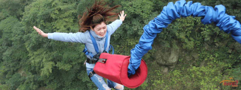 Bungy Jump at pattaya - Tour
