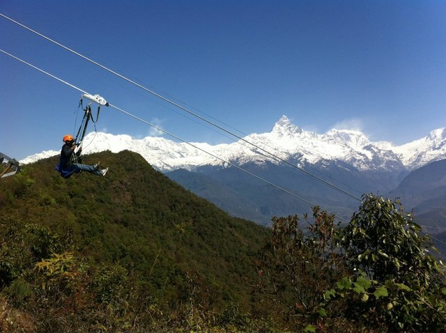 Zipflyer Nepal - The World's most Incredible Zip-line - Collection
